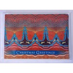 Aboriginal Christmas Greetings Card