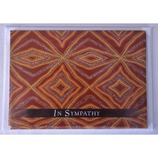 Aboriginal In Sympathy Cards