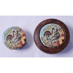 Resin Coated Bowl Lid/Insert (Small)