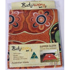 Aboriginal Supper Cloth