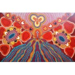 So Loved Aboriginal Print